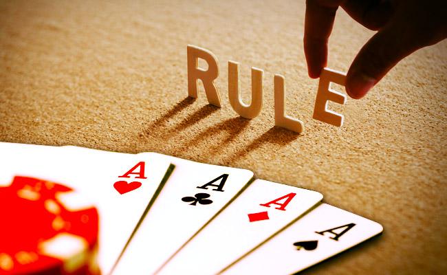กฎทองของการเล่นพนันออนไลน์ให้รวยเล่นอย่างไร